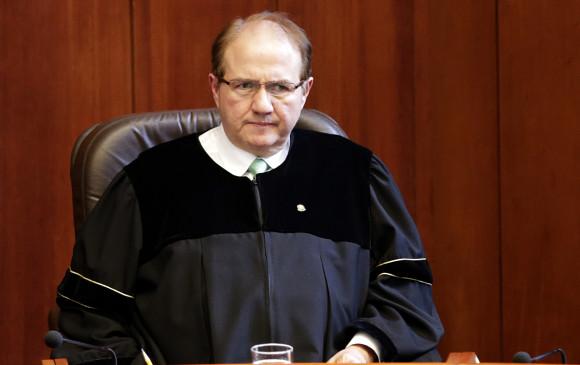 Exmagistrado Bustos desmiente acusaciones sobre influencias para nombramientos en la Fiscalía