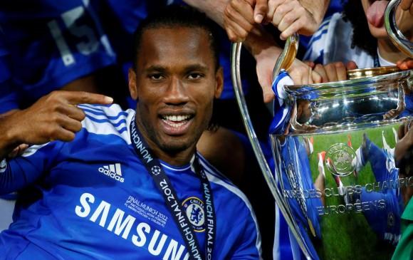 Didier Drogba confirma retiro del futbol