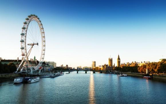Londres es la capital de Inglaterra y del Reino Unido, y la mayor ciudad y área urbana de Gran Bretaña y de toda la Unión Europea. FOTO: Shutterstock