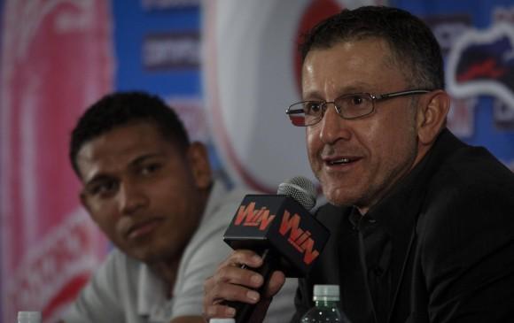 Osorio desea devolverle supremacía a Atlético Nacional en Sudamérica