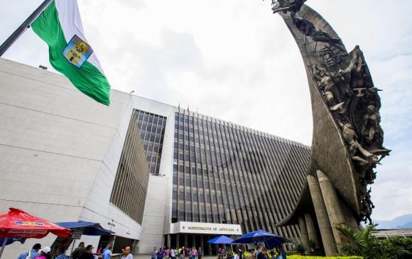 Los aspirantes a la Gobernación de Antioquia inician un largo camino que los llevará a las urnas en cerca de 11 meses. FOTO JUAN ANTONIO SÁNCHEZ