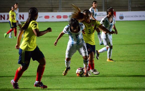 La Selección Colombia sub 17 firme: golea a Perú 4-0