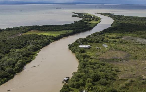 Resultado de imagen de golfo de uraba