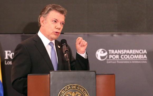 Santos a dar versión libre ante el CNE por caso Odebrecht