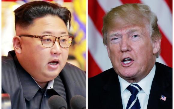 Trump confirma reunion entre jefe de la CIA y Kim Jong Un