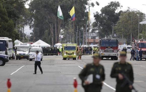 Abren investigación a dos generales por bomba en la 'General Santander'