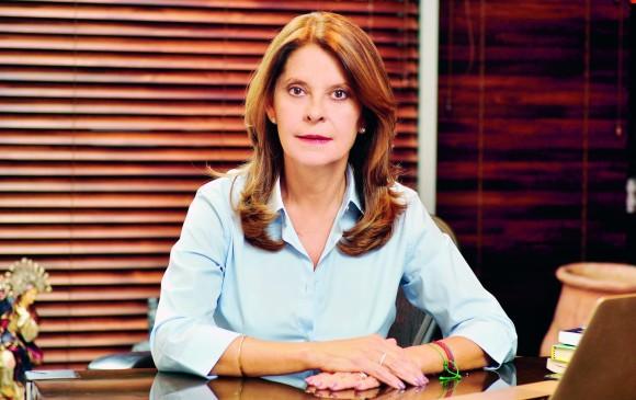 La candidata Marta Lucía Ramírez busca ser copiloto en todas las reformas que le propone al país su fórmula presidencial Iván Duque y afirma que lo hará sin acuerdos burocráticos. FOTO cortesía