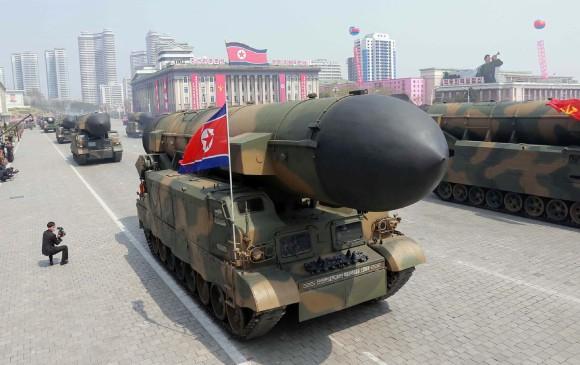 Corea del Norte: Una guerra nuclear pude estallar en cualquier minuto