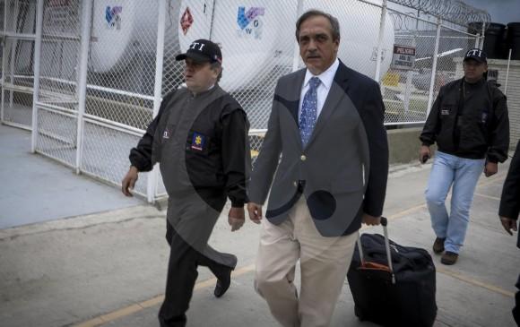 Corte Suprema dejó en libertad a Luis Alfredo Ramos