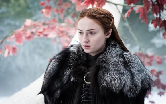 Sansa quedó muy aturdida después de su conversación con Bran. FOTO Cortesía HBO