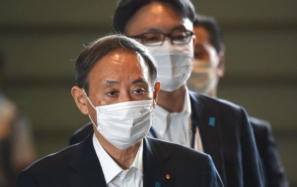 Designan a Yoshihide Suga como nuevo primer ministro de Japón