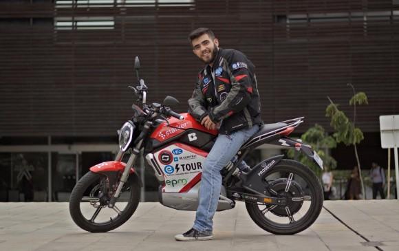El piloto: Mauricio Arias Garcés