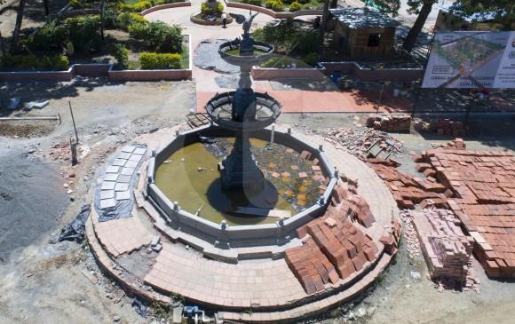 En Santa Fe el cambio va más allá de la Plaza Mayor