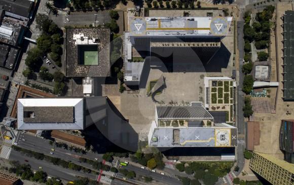 La aprobación del superávit se discutirá en las próximas sesiones del Concejo de Medellín: FOTO ESTEBAN VANEGAS