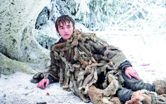 Bran stark causó sensación por su frialdad en esta temporada. FOTO Cortesía HBO