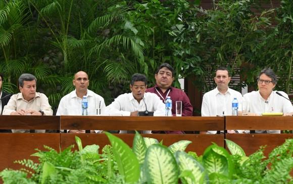 Delegación ELN no volverá a Colombia en plazos acordados