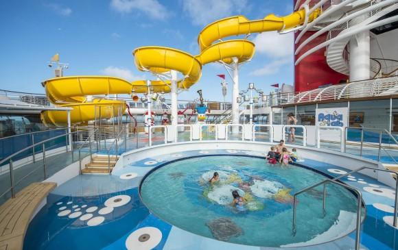 Los huéspedes de Disney Cruise Line pueden celebrar Marvel Day at Sea a bordo de ocho travesías especiales que parten de Miami. FOTOS CORTESÍA