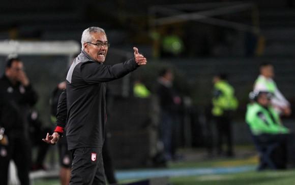 Gregorio Pérez fue despedido de la dirección técnica de Santa Fe
