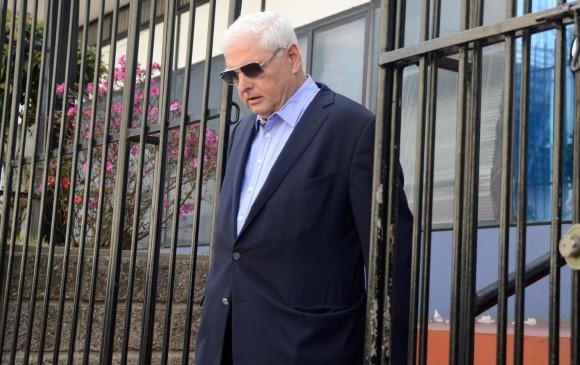 Expresidente Martinelli ya está en la cárcel tras llegar extraditado a Panamá