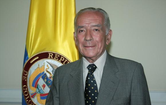 Falleció el exsenador conservador Enrique Gómez Hurtado