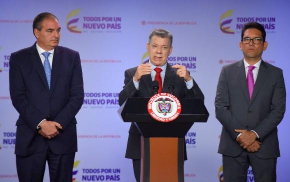 Juan Guillermo Zuluaga se posesiona como ministro de Agricultura