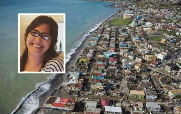 Apareció la argentina desaparecida tras el huracán María en Dominicana