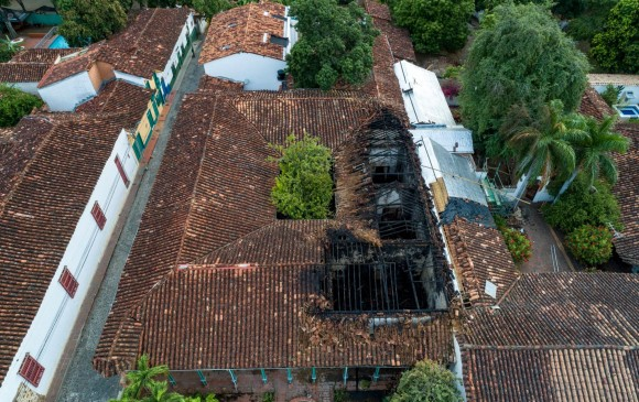 casa patrimonial de santa fe de antioquia con riesgo de colapso santa fe de antioquia