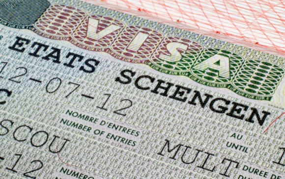Los colombianos ya viajan a 103 países sin visa