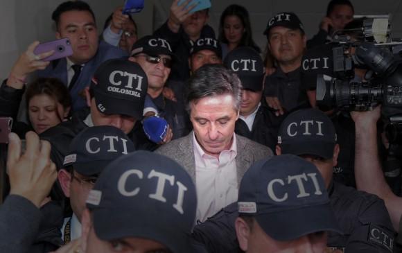 Roberto Prieto, exgerente de la campaña presidencial de Juan Manuel Santos. FOTO COLPRENSA