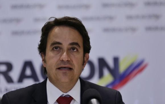 Renunció director de migración de Colombia