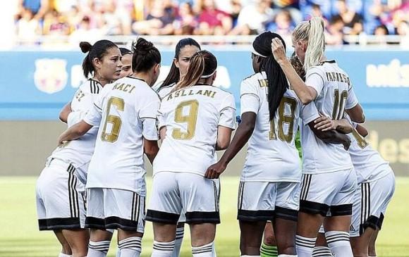 Nace oficialmente el Real Madrid de fútbol femenino