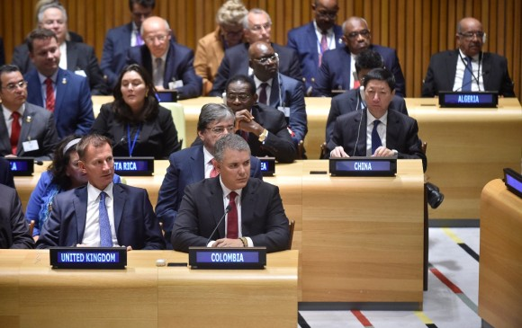 Maduro: Casa Blanca descarta, por ahora, reunión Trump