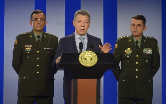 Santos denuncia plan de Maduro a vísperas de elecciones