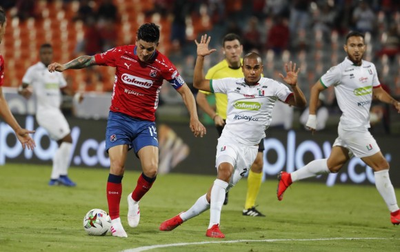 Octavio Zambrano dejó de ser el técnico de Independiente Medellín