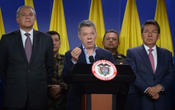 Presidente Santos anunció plan de intervención integral en Nariño