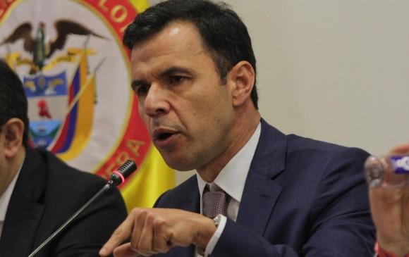 Fiscal solicita a procurador pedir revocatoria ante suspensión de extradición de Santrich