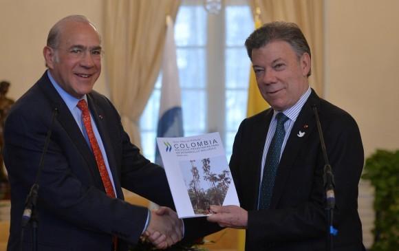 Mañana día clave para el ingreso de Colombia a la OCDE