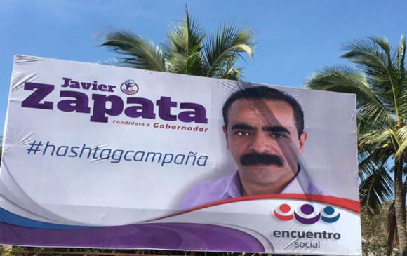 El descache ortográfico en valla publicitaria de Medellín — FOTOS