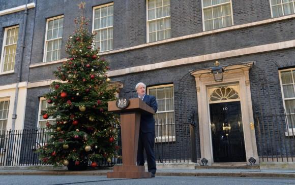 Gobierno británico impedirá que se prolongue la transición del Brexit
