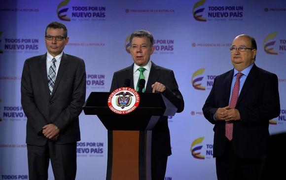 Colombia pide a Maduro que evite que venezolanos