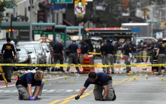 Explosión en Manhattan fue un acto de terrorismo: gobernador de Nueva York