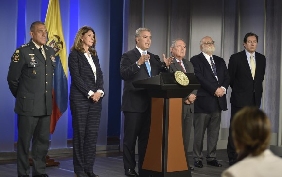 Las fuerzas militares en Venezuela están fracturadas #23May — Duque