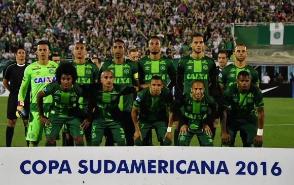 Castigan y multan al 'Chape' en Brasil… ¡por no presentarse a jugar!