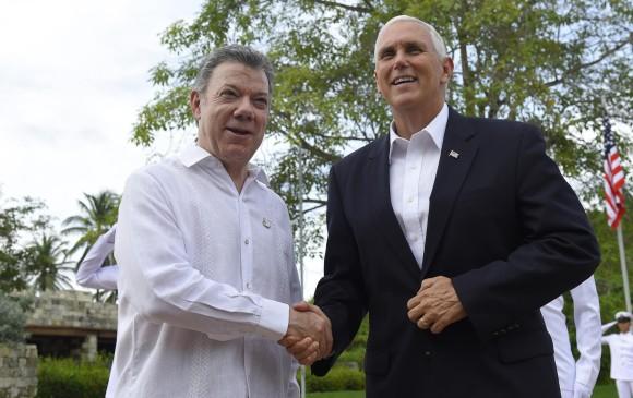 Vicepresidente de EEUU visitará Colombia para hablar de Venezuela y cultivos ilícitos