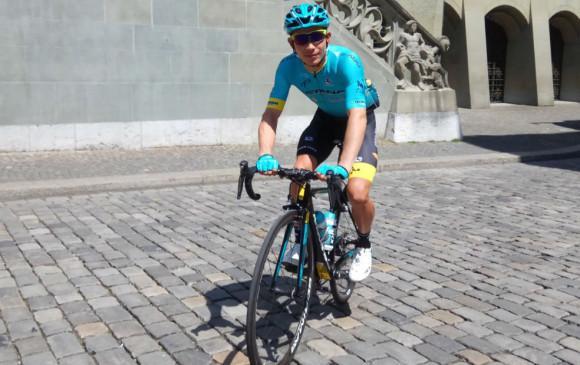 Pinot ganó el Tour de los Alpes y López terminó tercero