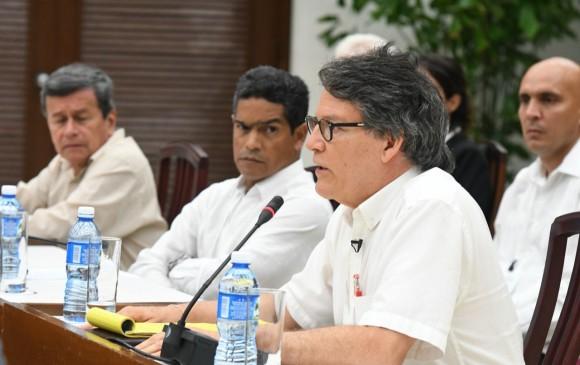 Negociadores colombianos confían en avances del diálogo con ELN
