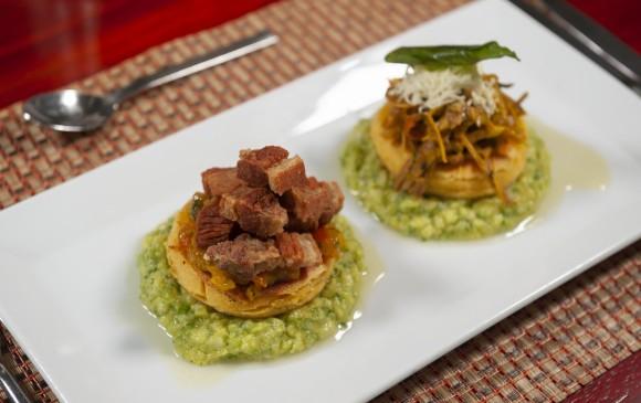 arepitas antioqueñas - cook's