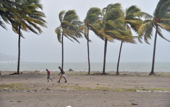 República Dominicana: 15.000 afectados por el Huracán Irma