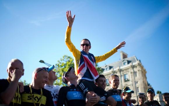 Parlamento británico acusa Wiggins y Sky de usar fármacos para ganar carreras