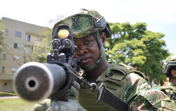 Medellín tendrá batallón de fuerzas especiales